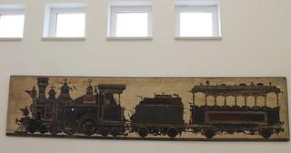 treno di pino pascali polignano museo