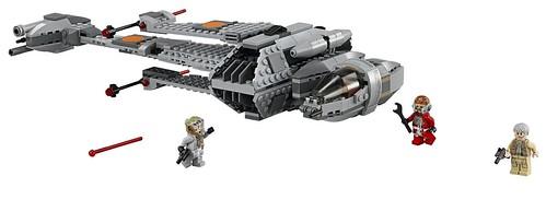LEGO Star Wars 75050
