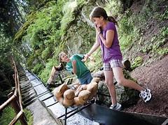 Nendaz– rodinné středisko nad údolím Rhony