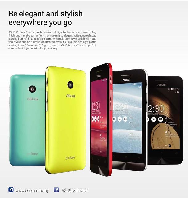 Asus ZenFone - launch in Jakarta 2014 1