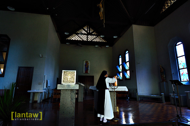 Monastery Chapel