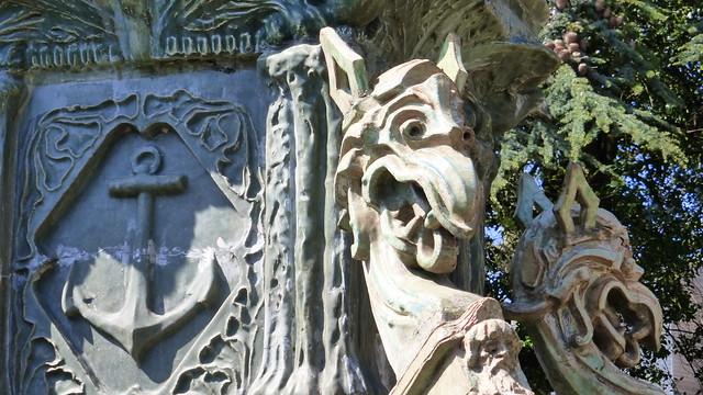 114 Monument des marins disparus en mer à Fécamp