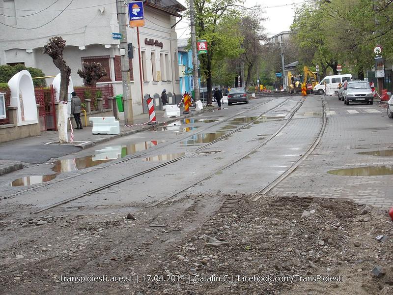 Traseul 101, etapa II: Intersecție Candiano Popescu ( zona BCR ) - Gara de Sud 13892615516_990701f19f_c