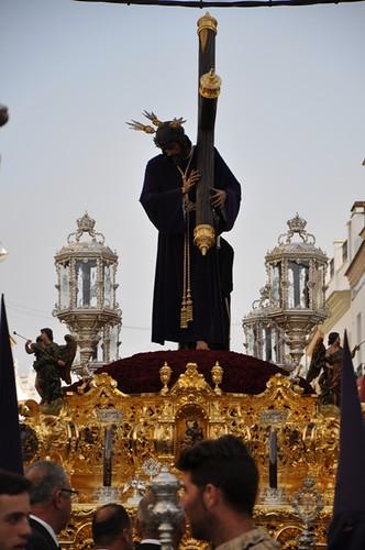 AionSur 13951103114_81cbecf399_d Corta Madrugá, intensa estación de penitencia Cultura Semana Santa