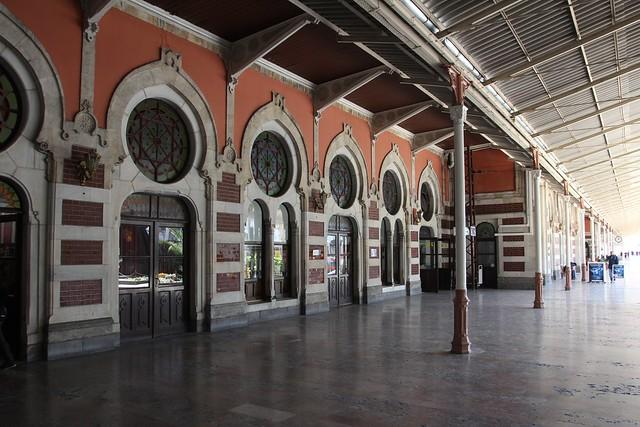123 - Estación de Sirkeci