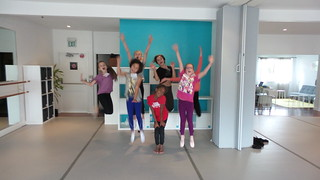 Nagata dance advanced dance summer camp
