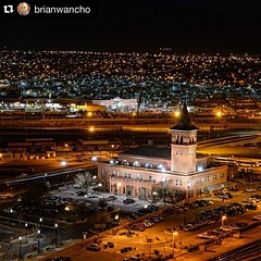 Union Passenger Station, also referred to as Union Depot by many, has represented #ElPaso's connection to the rest of the world for the past 100 years. It supported the establishment of trade between the United States and Mexico as the first Internation