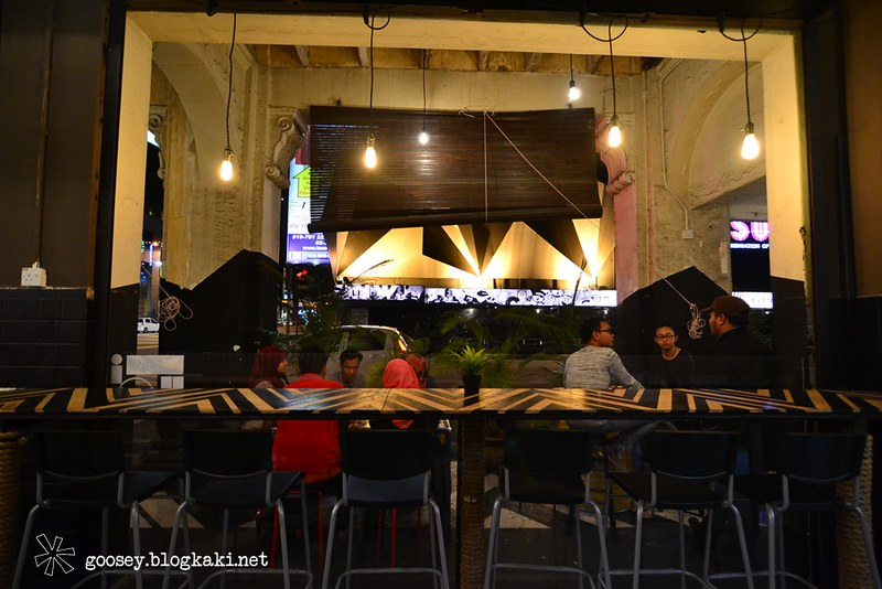 The Blooming Of Halal Cafe In Ipoh Yum Yum Park