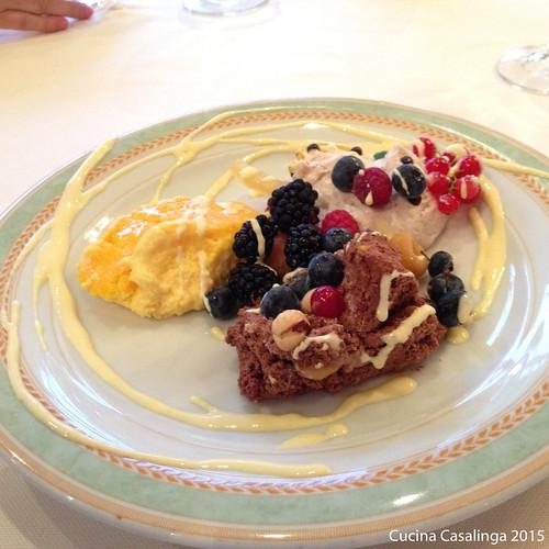 Caminetto Dessert