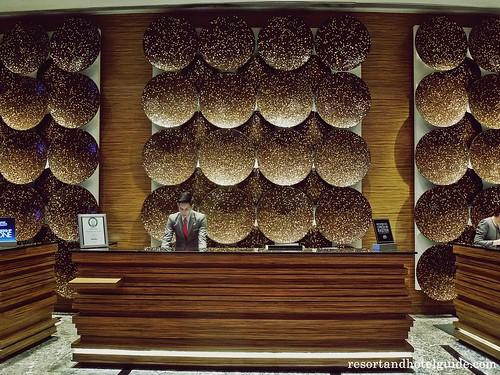 The Marriott Hotel - The Lobby Lounge (2)