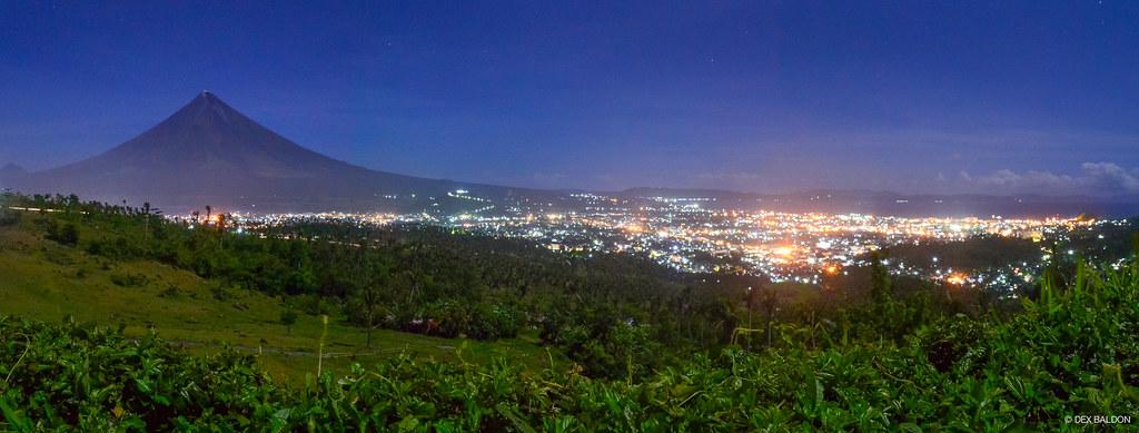 Legazpi City Lights