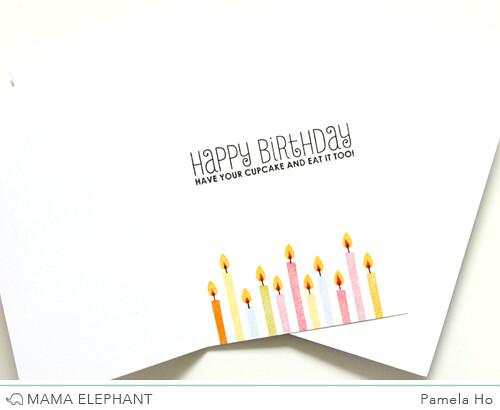 Mama Elephant - Birthday Wishes
