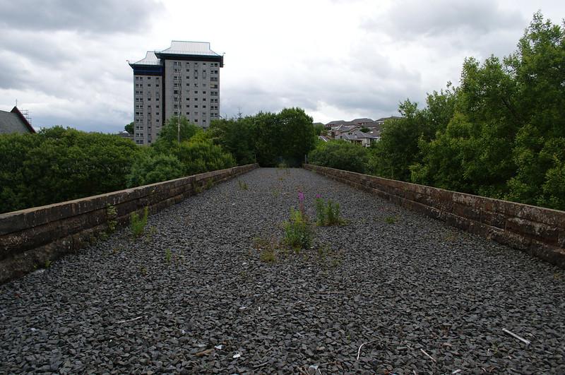 Cartsburn Viaduct top