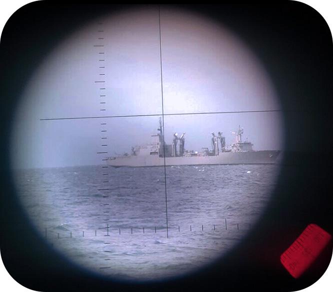 """Unidades de la Armada participan en el """"Dynamic Manta 17"""""""