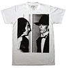 John Lennon & David Bowie Grammy Awards 1975 T-Shirt by Plastic Society