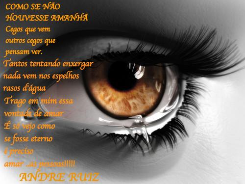 COMO SE NÃO HOUVESSE by RUIZ POETA