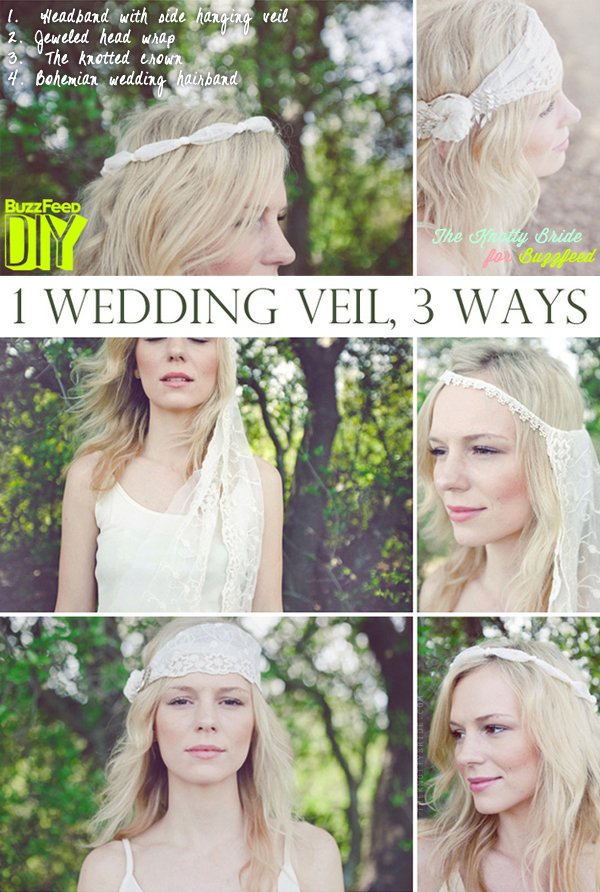5 Headpieces That Will Make You Feel Beautiful On Your Big Day aiowedding
