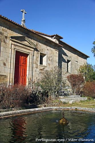 Convento de Nossa Senhora da Oliva - Tojal - Portugal