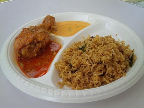 Bhaskar Mysore Chamundeshwari's Garlic Chicken