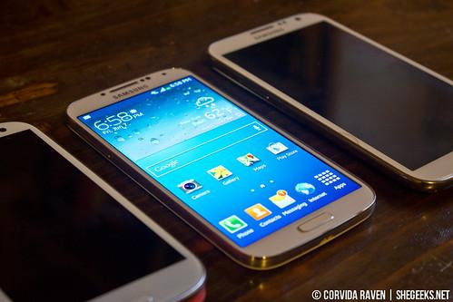 Samsung Galaxy Family