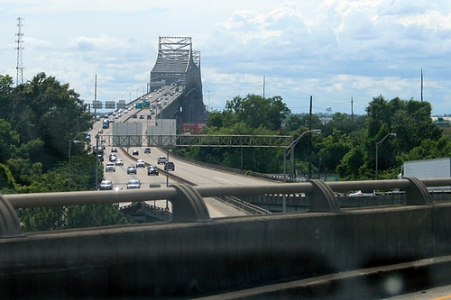 Baton Rouge Mississippi River Bridge