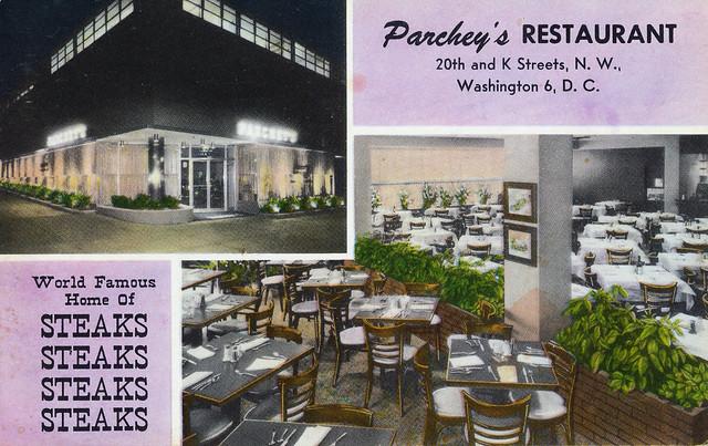 Downtown Dc Steak Restaurants