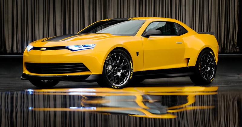 Bumblebee 2014 Concept Camaro