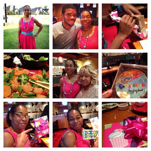 Pictures from my birthday