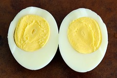 9-minute hard boiled egg