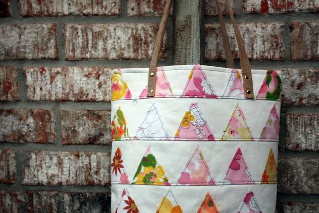 triangle tote 4
