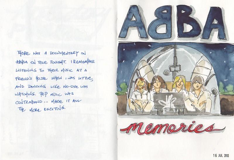 10-2013 // ABBA memories