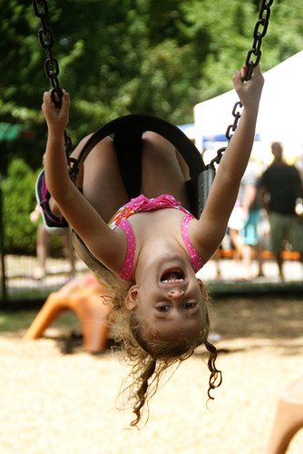 Autumn-upside-down-on-swing