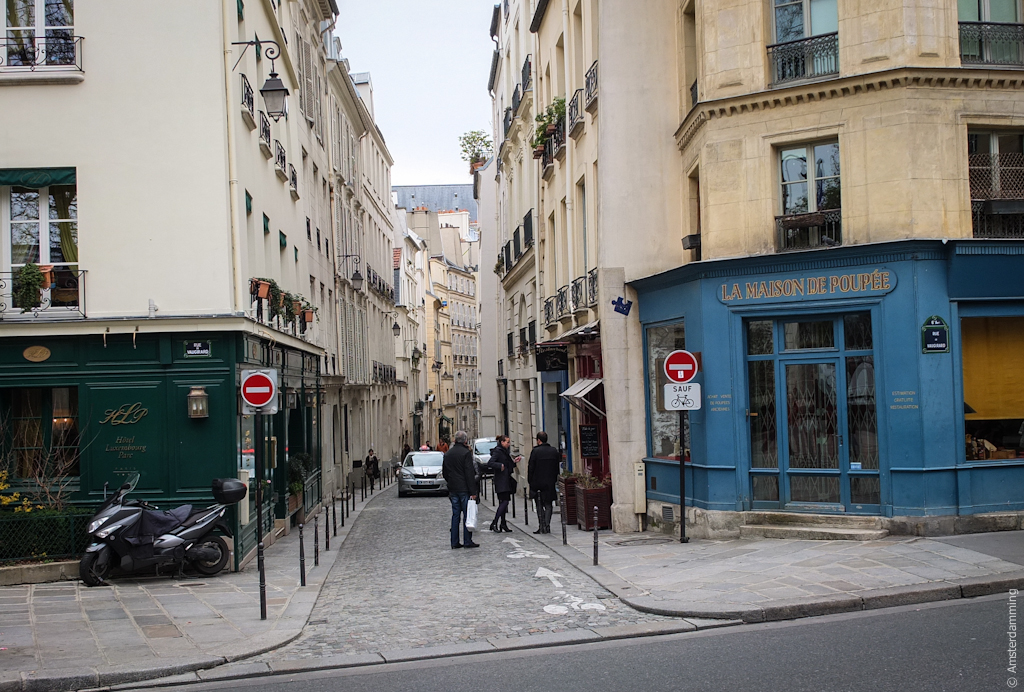 Paris, Cosy Street