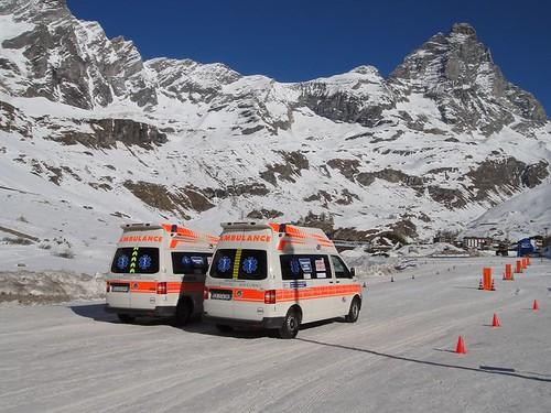 Volontariato e Vacanze a Valtournenche
