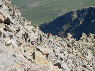 Scramblers Heading to The Sawtooth