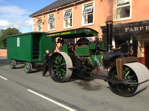 Steamrolled in Ballinalee