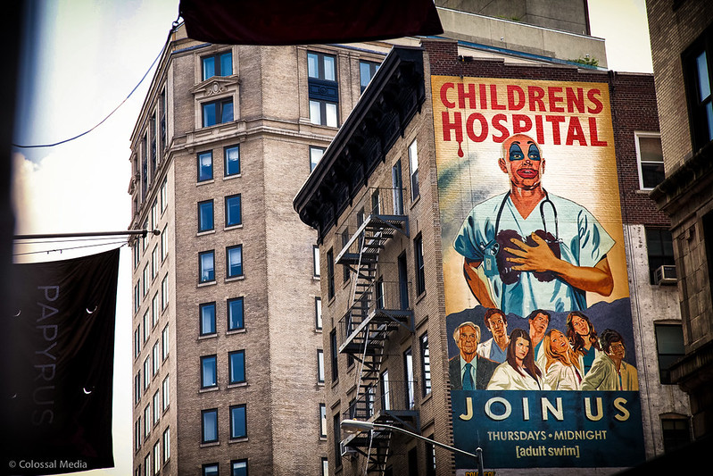 Childrens Hospital in Soho
