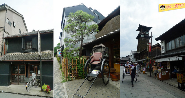 Kawagoe Day Trip - Tobu Koedo Bus Loop - Stop T11 T12 T13 - quaint edo period town