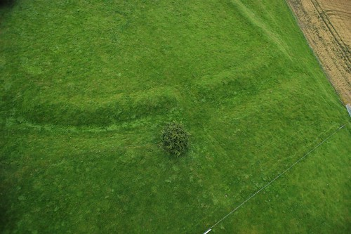 KAP Shot 4 of Oldox/Oxton  Hill Fort 2013