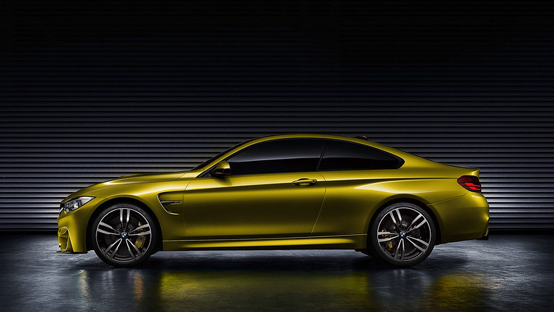 BMW Concept M4 Coupe (1)