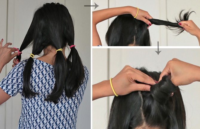 goody hair tutorial 1