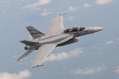 Boeing Advanced Super Hornet demonstrates significant stealth, range improvements