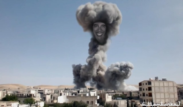 MR BOMBHEAD IN DAMASCUS