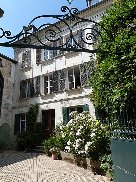 belle maison Honfleur