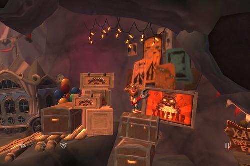 The Cave - iOS