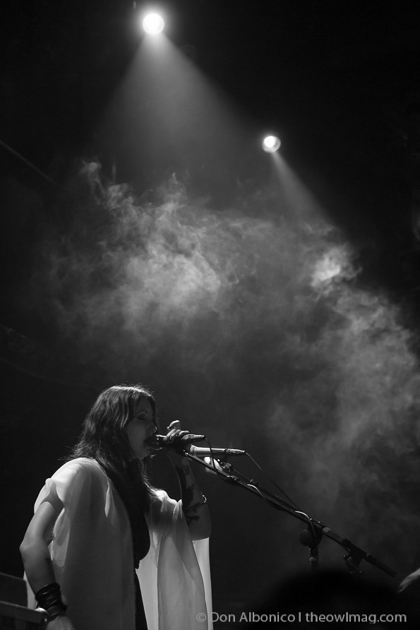 Chelsea Wolfe @ Great American Music Hall, SF 9/30/13