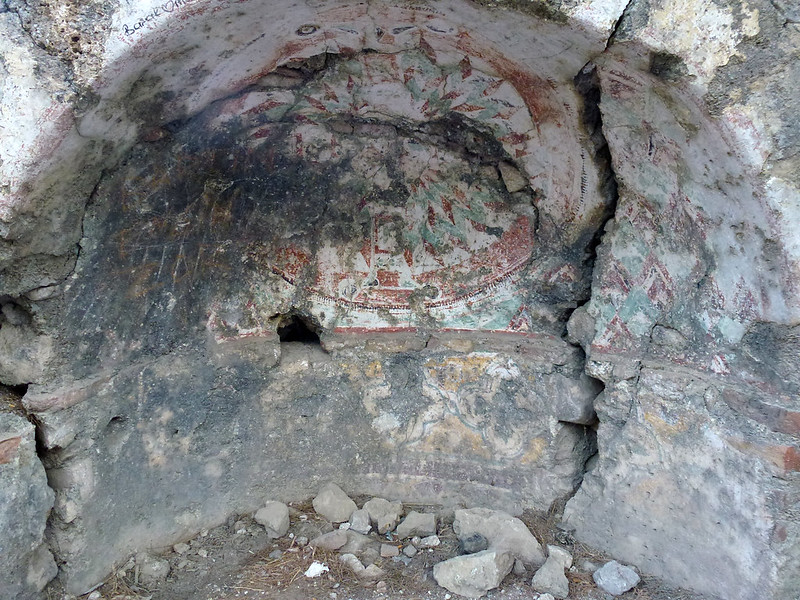 Turquie - jour 17 - Route de Patara à Antalya et Mont Chimère - 36
