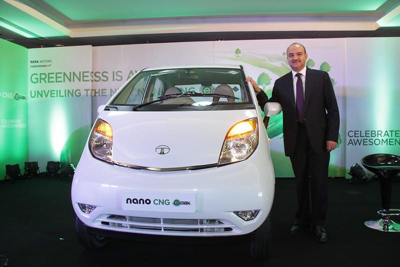 2014 Tata Nano CNG eMax
