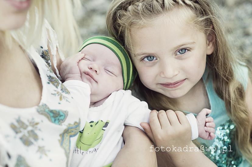 zdjęcia niemowlaków i noworodków w kuj-pom