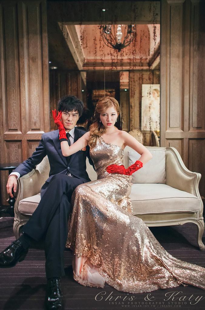 [婚禮記錄] Chris + Katy // 婚禮 @ 台北君品酒店